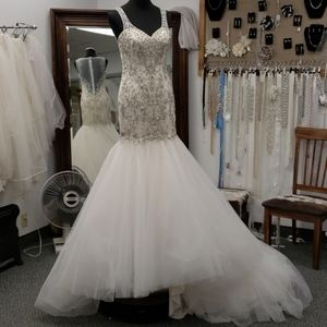 Mary's Bridal Preferred Collection wedding gown
